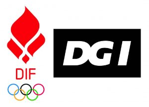 DIF DGI logo MTB Sporet